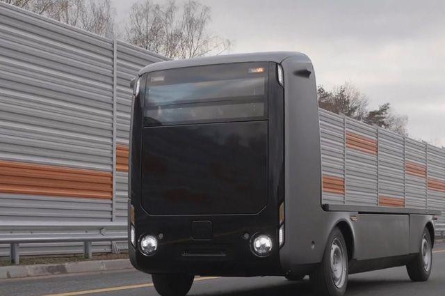 Экологичные перевозки. На территории ММК появятся беспилотные грузовики