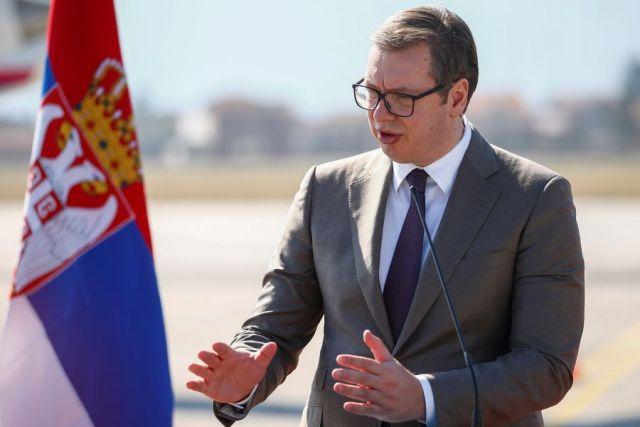 Вучич раскритиковал отчёт Европарламента о прогрессе Сербии на пути в ЕС