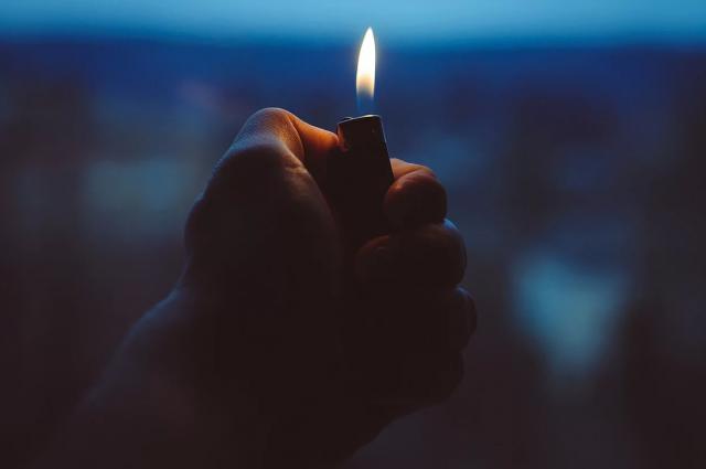 В Башкирии хотят запретить продавать зажигалки детям