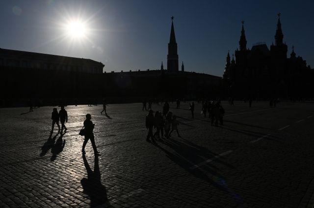 Синоптик предупредил о «барической пиле» на предстоящей неделе в Москве