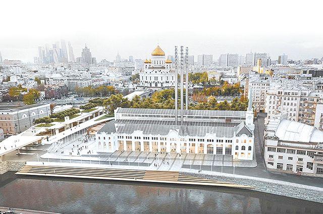 Новое старое. В Москве сохраняют центр, не отказываясь от строительства