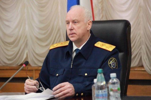Глава СКР поручил проверить сообщения о свалке останков в Иркутске