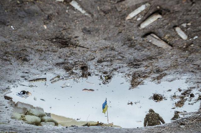 В Киеве оценили возможность повторения Сребреницы в Донбассе