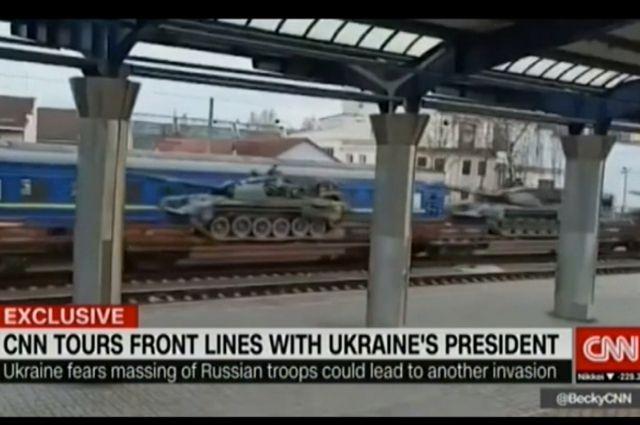 «Красный рассвет — 2». Как CNN делает фейки даже там, где не нужно