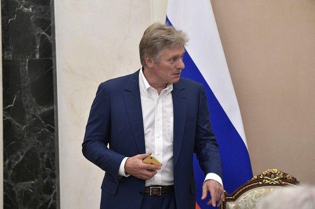 Песков: говорить о месте встречи Путина и Байдена пока преждевременно