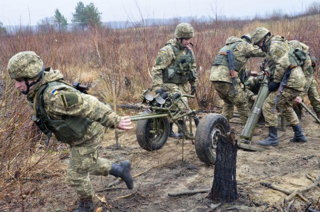 В ВСУ оценили свои способности в случае вооруженного конфликта с Россией