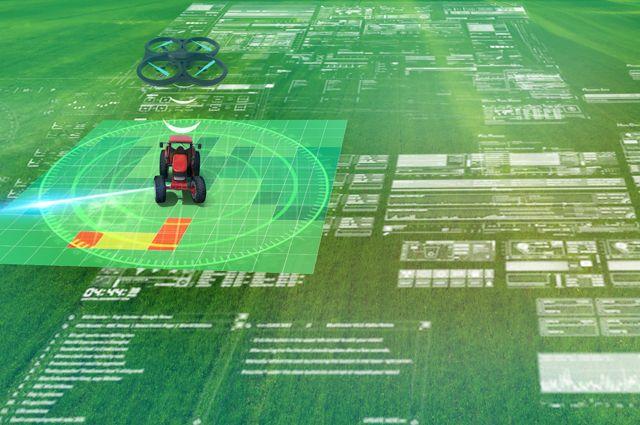 Как ускорить рост в сельском хозяйстве? Поможет искусственный интеллект