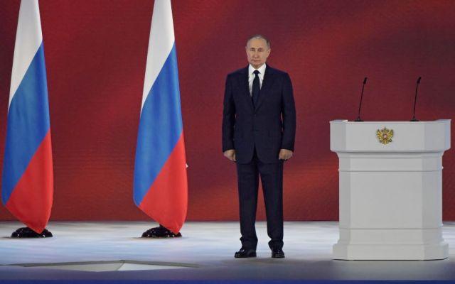 Путин рассказал о внедрении принципов социального казначейства в 2022 году