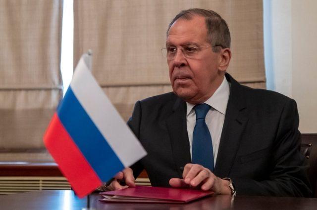 Лавров прокомментировал обвинения Болгарии в адрес России