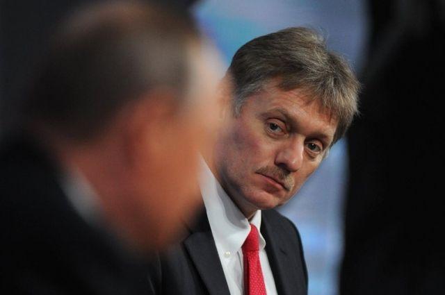 Песков назвал условия для переговоров Путина с Зеленским