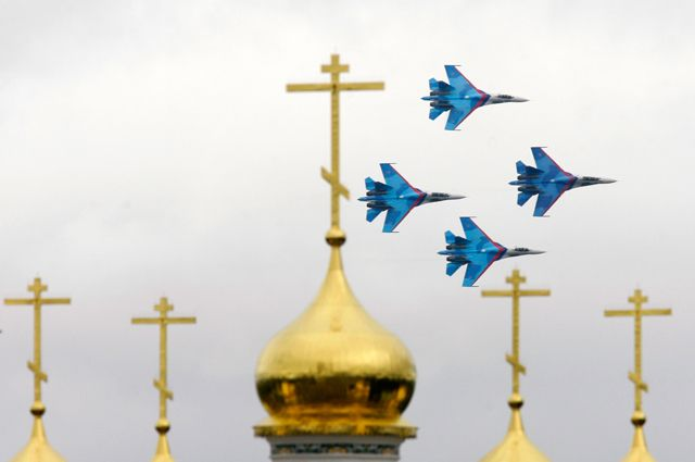Есть ли молитва от войны? Как в России воспринимают опасность конфликта