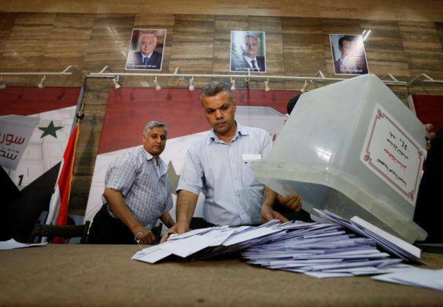 Евросоюз не признает результаты президентских выборов в Сирии