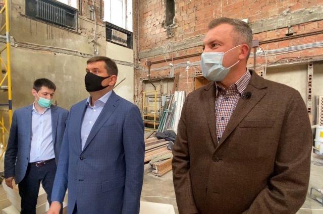 Попов призвал запретить недобросовестным компаниям заниматься реставрацией