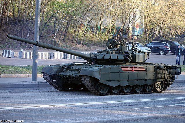 Городской танчик. В России начали разработку тяжелых боевых роботов «Штурм»