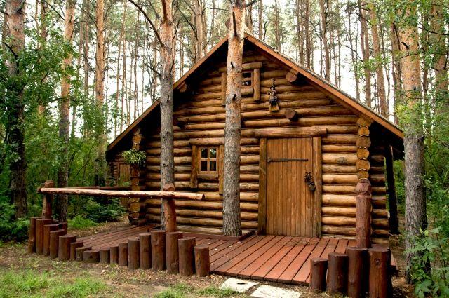 «Натуральный дом». Обзор самых экологичных домов