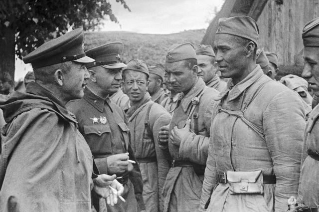 Кавалерист, с которым не справился вермахт. Большой рейд генерала Белова