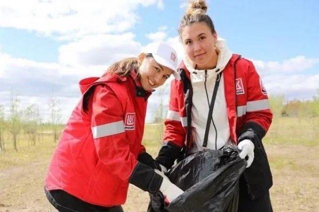 Чистые берега. Нефтяники помогают регионам сохранить экологию