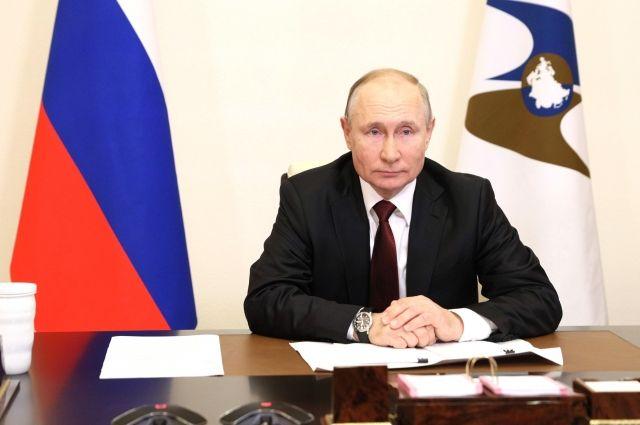 Путин заявил, что система соцзащиты должна стать более современной