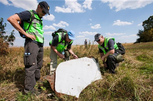 США утаивают «факты колоссальной важности» по делу MH17 — Лавров