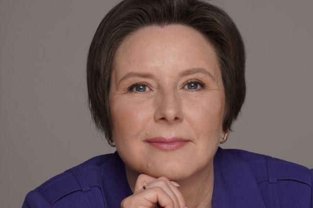 Светлана Разворотнева поддержала вакцинацию в столице