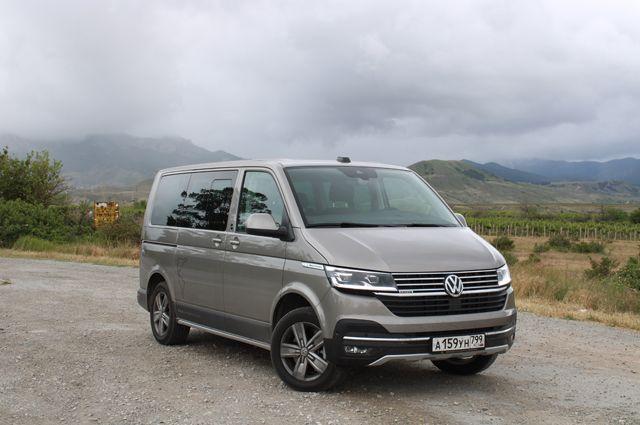 Дороги, которые мы выбираем. Путешествие в Крым на Volkswagen Multivan