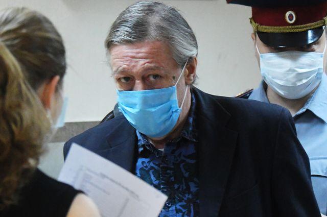 Защита Ефремова попросила смягчить ему наказание