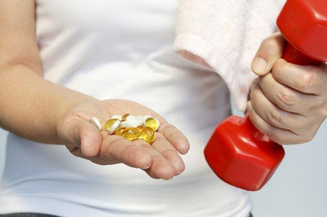 Секреты спортсменов. О каких витаминах и аминокислотах мало кто знает?
