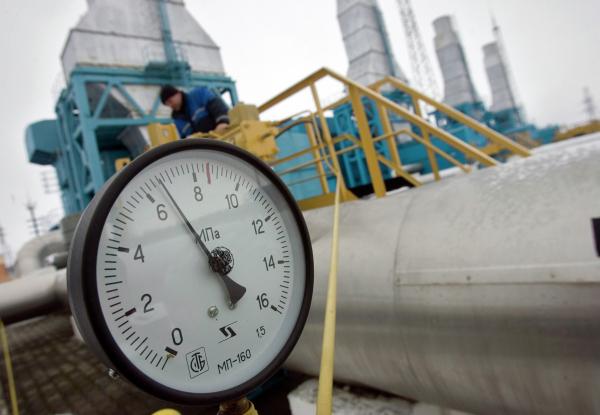 Цена на газ в ЕС достигла максимума за 7 недель