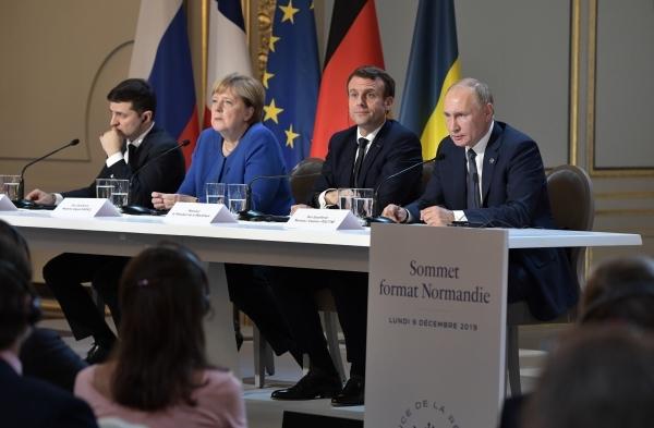 Ермак сообщил о подготовке встречи Зеленского с Путиным