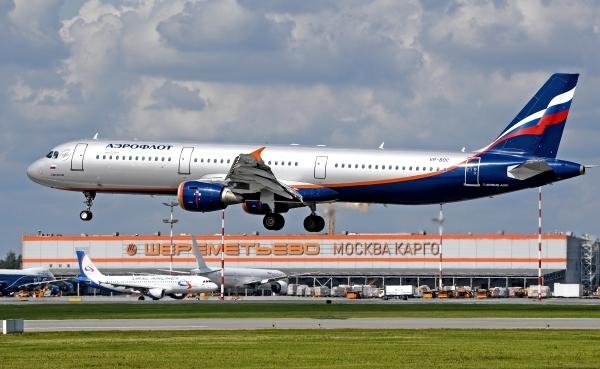 «Аэрофлот» перенаправит десятки самолетов на черноморские курорты