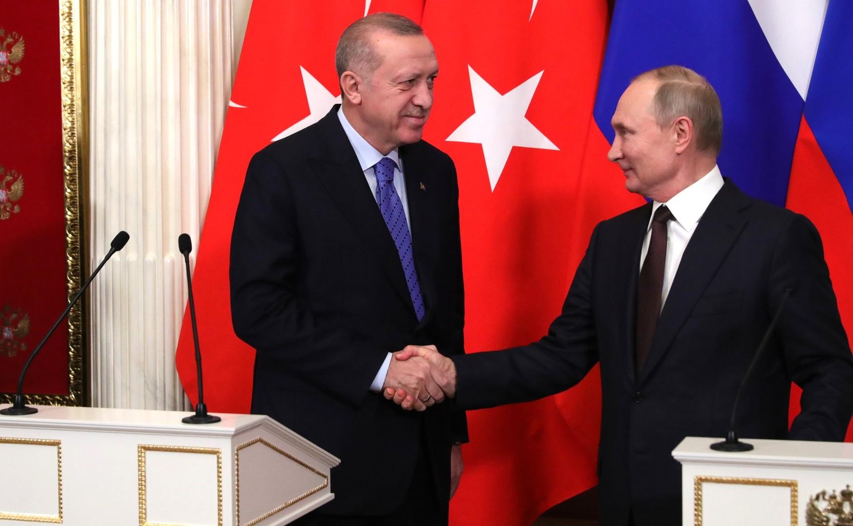 Президенты России и Турцию дадут старт строительству АЭС «Аккую»