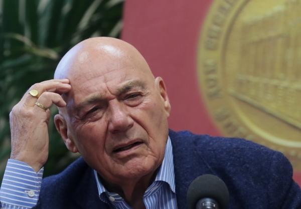 «В Грузии опасно». Песков прокомментировал инцидент с Познером