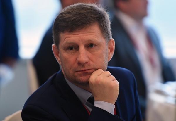 Жириновский поздравил находящегося в СИЗО Фургала с днем рождения