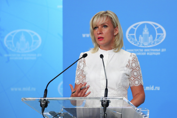 Захарова обвинила НАТО во лжи