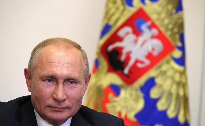 Путин вошел в список номинантов на Нобелевскую премию мира
