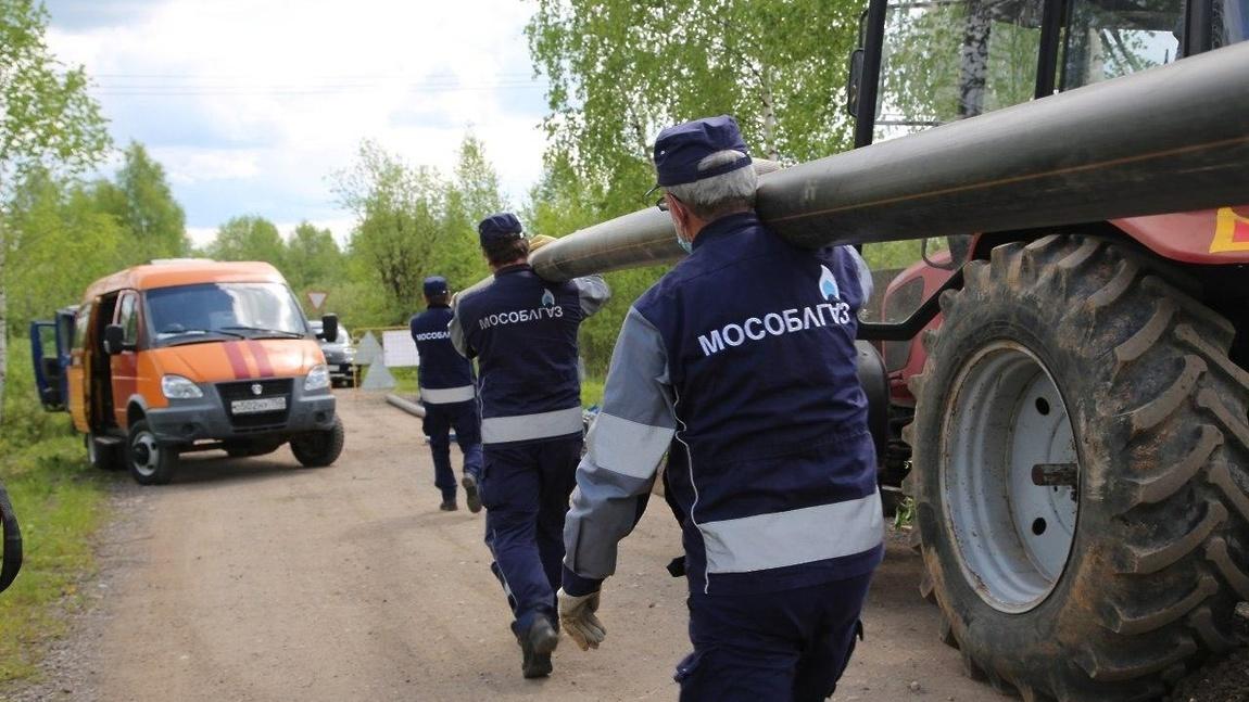 В «Газпроме» заявили о бесплатном доведении газа до участков