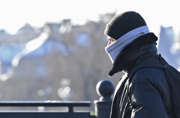 В Москве в субботу ожидаются слабый мороз, снег и гололедица