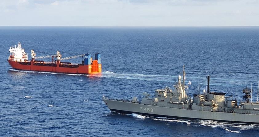 Это печально. Сенатор о высадке спецназа НАТО на российский корабль