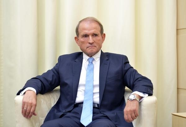 На Украине ввели санкции против Медведчука