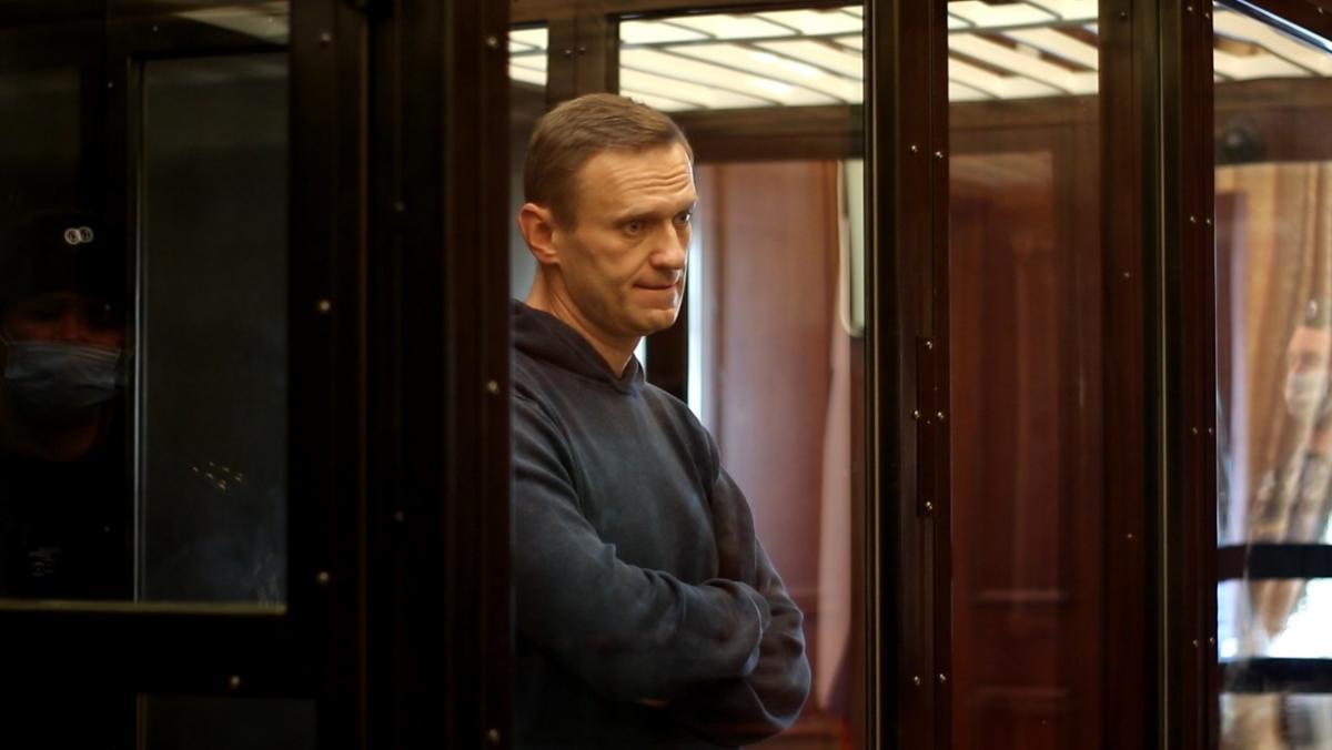 Алексей Навальный объявил голодовку в ИК-2 во Владимирской области