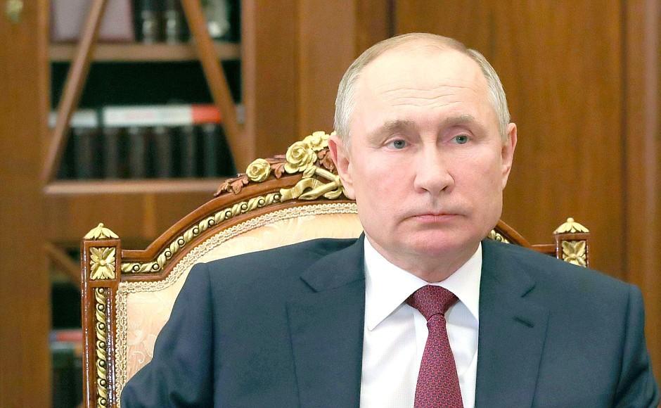 Песков: Путин сделает прививку от коронавируса до конца дня