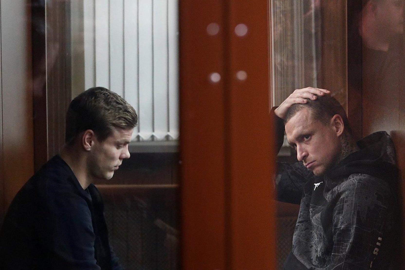 Адвокат: Избитый Мамаевым и Кокориным водитель отсудил ещё 200 тысяч рублей