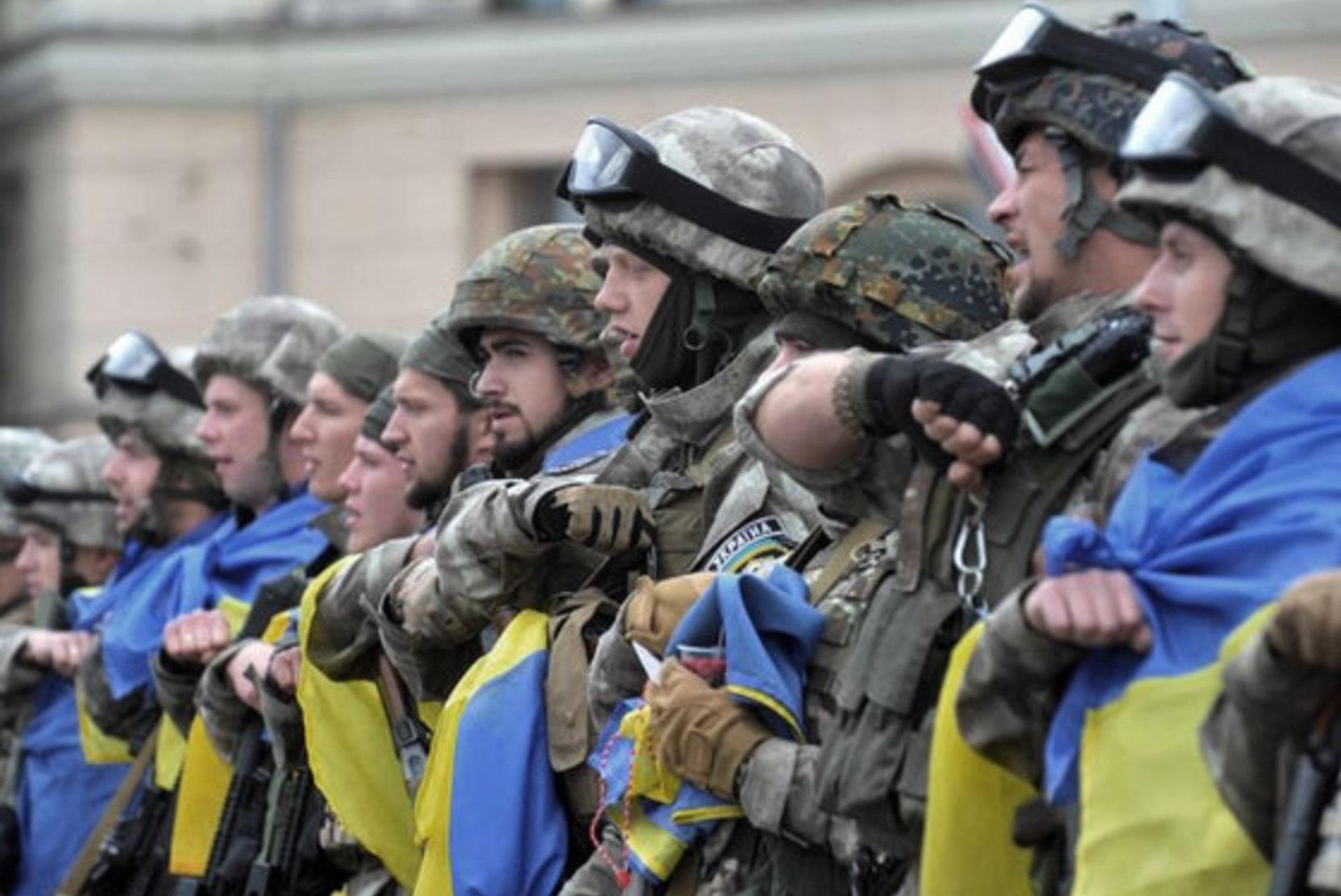 На Украине оценили потенциал армии в случае вооруженного конфликта с РФ