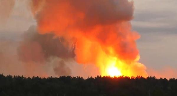 Эксперт рассказал об угрозе взрыва газопровода на Украине