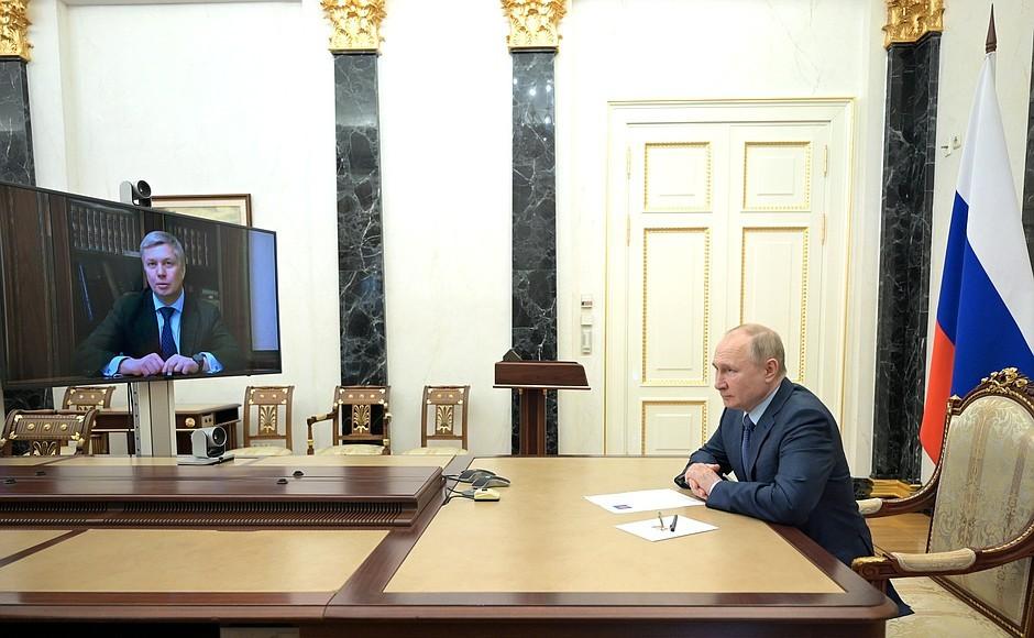 Врио губернатора Русских готов идти на выборы главы Ульяновской области