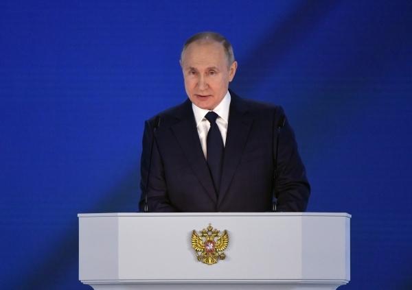 Путин высказался о будущем России после смены президента