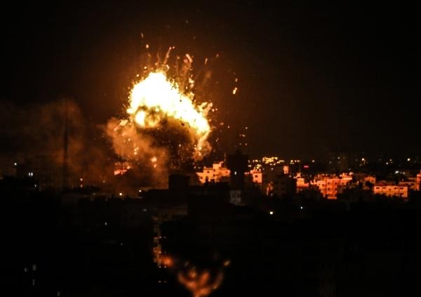 Движение ХАМАС запустило 50 ракет по израильским городам
