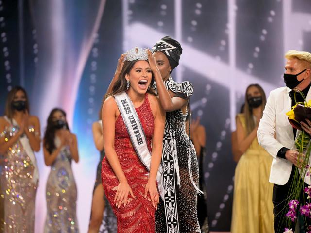 Мексиканка стала новой «Мисс Вселенная»