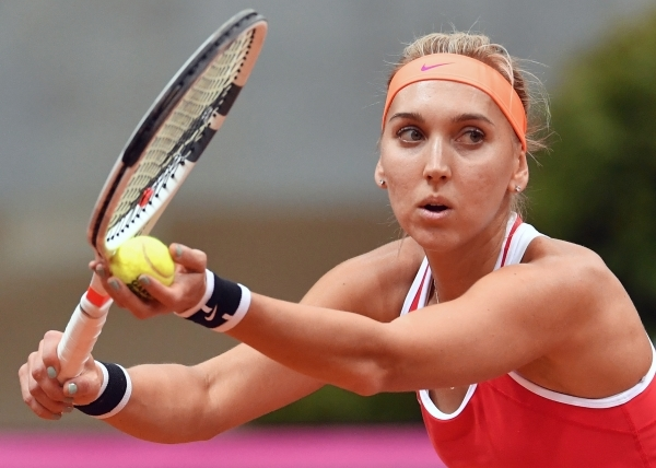 Веснина и Карацев вышли в полуфинал Roland Garros в парном разряде