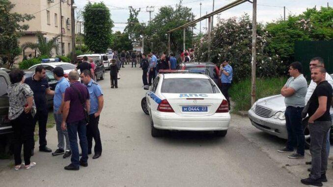 Экс-мэр Сочи назвал возможную причину расстрела приставов в Адлерском районе